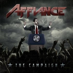 Affiance - The Campaign cover art
