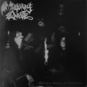 Mortuary Drape - Witches Dance in Valenthia