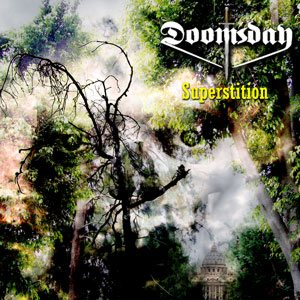 Doomsday - Superstition cover art