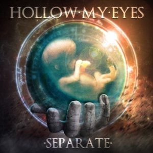 Hollow My Eyes - Separate cover art