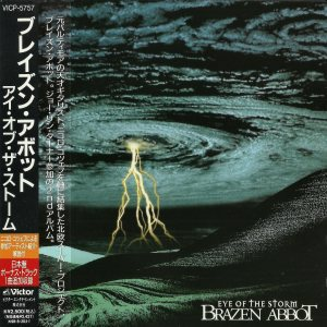 Brazen Abbot - Eye of the Storm cover art