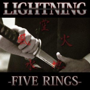 Lightning - Five Rings cover art
