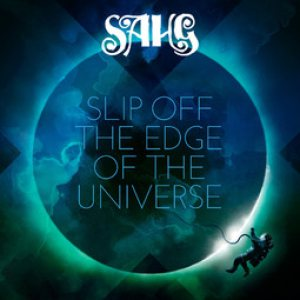 Sahg - Slip off the Edge of the Universe cover art