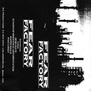 Fear Factory - Demo 1 cover art
