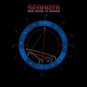 Senmuth - From Saturn to Uranium cover art