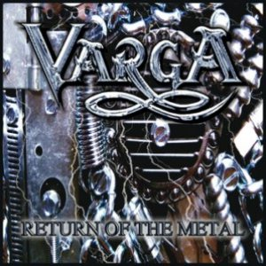 Varga - Return of the Metal cover art