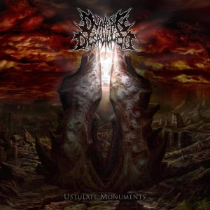 Ovarian Despoilment - Ustulate Monument cover art