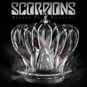 Scorpions - Return to Forever cover art
