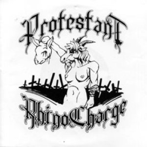 Protestant - Rhino Charge / Protestant cover art