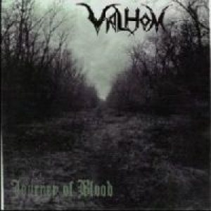 Valhom - Journey of Blood cover art
