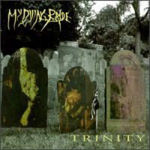 My Dying Bride - Trinity cover art