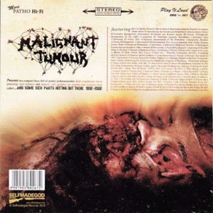 Malignant Tumour - ...And Some Sick Parts Rotting Out There 1992-2002 cover art