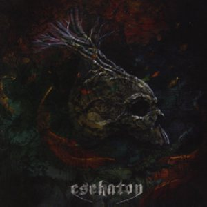 Eschaton - Wake of the Ophidian cover art