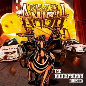 Join the Amish - The Rumspringa Diaries cover art