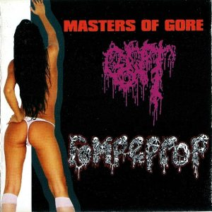 Gut - Masters of Gore cover art