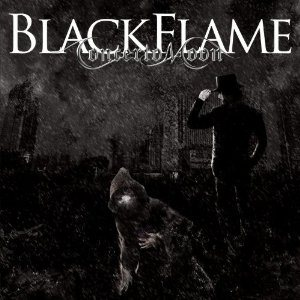 Concerto Moon - Black Flame cover art
