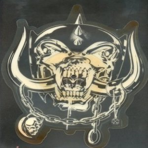 Motorhead - Killed By Death cover art