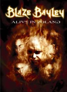 Blaze Bayley - Alive in Poland cover art