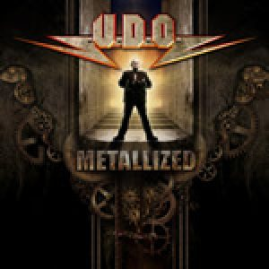 U.D.O. - Metalized - 20 Years of Metal cover art