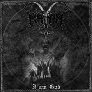 Krypt - I am God cover art
