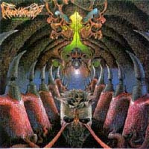 Monstrosity - Imperial Doom cover art