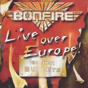 Bonfire - Live Over Europe cover art