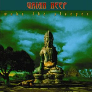Uriah Heep - Wake the Sleeper cover art