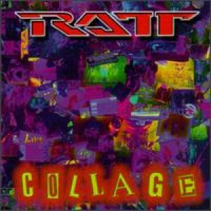 Ratt - Collage cover art