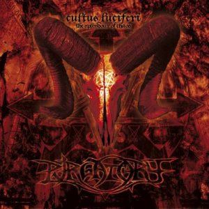 Purgatory - Cultus Luciferi - the Splendour of Chaos cover art