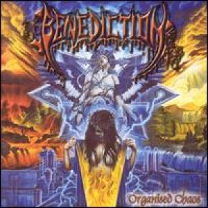 Benediction - Organised Chaos cover art