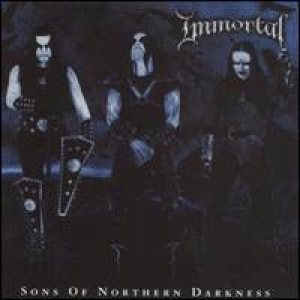 Immortal - Sons of Northern Darkness cover art