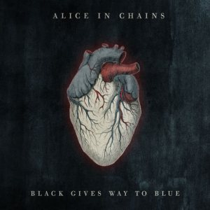 Alice In Chains - Black Gives Way to Blue cover art