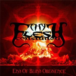 Thy Flesh Consumed - End of Blind Obedience cover art