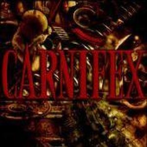 Carnifex - Love Lies in Ashes cover art