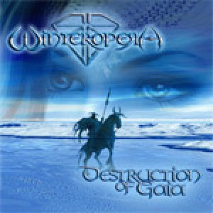 Winteropera - Destruction of Gaia cover art