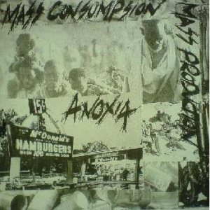 Anoxia - Mass Consumption Mass Production cover art
