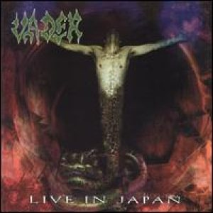 Vader - Live in Japan cover art