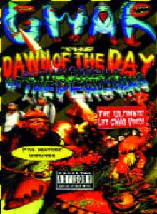 Gwar - The Dawn of the Day of the Night of the Penguins cover art
