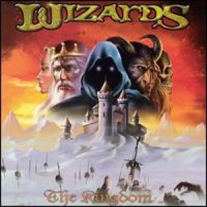 Wizards - The Kingdom cover art