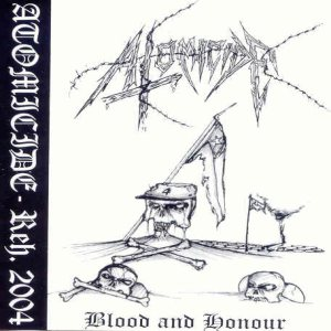 Atomicide - Blood and Honour cover art