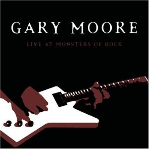 Gary Moore - Live at Monsters of Rock cover art