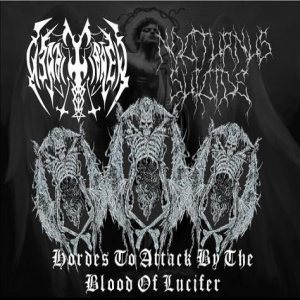 Nocturnus Suicide - Hordes to Attack By the Blood of Lucifer cover art