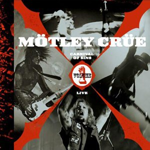 Motley Crue - Carnival of Sins: Live Volume 1 cover art