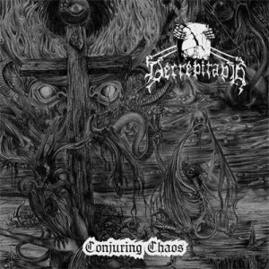 Decrepitaph - Conjuring Chaos cover art