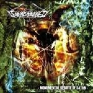 Horncrowned - Monumental Rebirth of Satan cover art