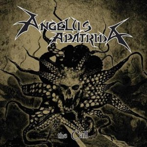 Angelus Apatrida - The Call cover art