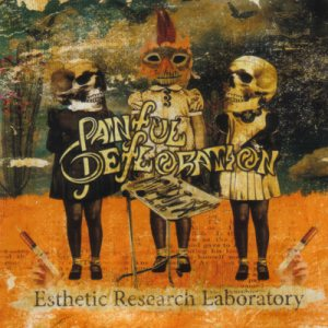 Painful Defloration - Esthetic Research Laboratory cover art