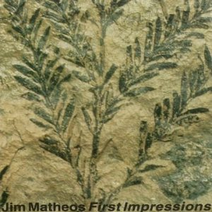 Jim Matheos - First Impressions cover art
