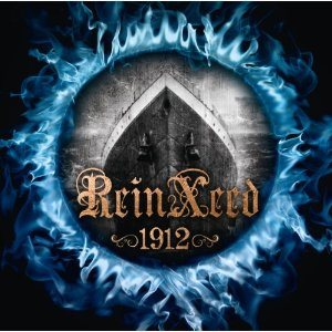 ReinXeed - 1912 cover art