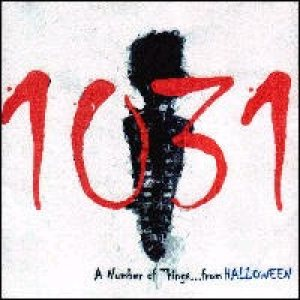 Halloween - 1031 a Number of Things cover art